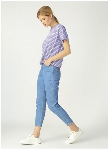 Levi's® Levis Kadın Mavi Denim Pantolon Renksiz